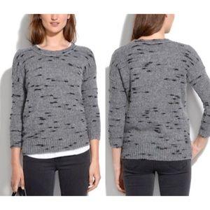 Madewell Dusk light Sweater Gray Crewneck